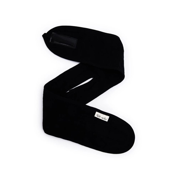 Kitsch Eco-Friendly Spa Headband Black
