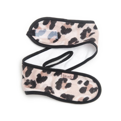 Kitsch Microfiber Spa Headband Leopard