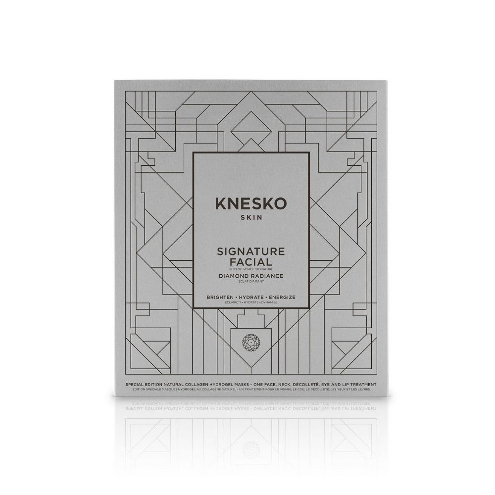 Knesko Diamond Radiance Signature Facial Set