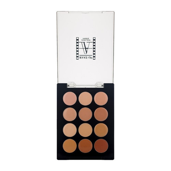 Make-Up Atelier 12 Cream Concealers Palette