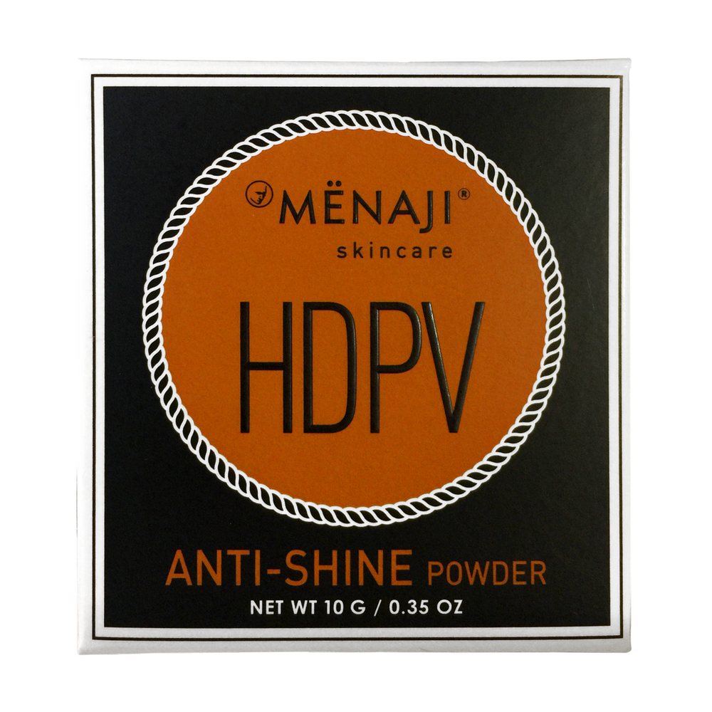 Menaji HDPV Anti-Shine Powder Sunless Tan