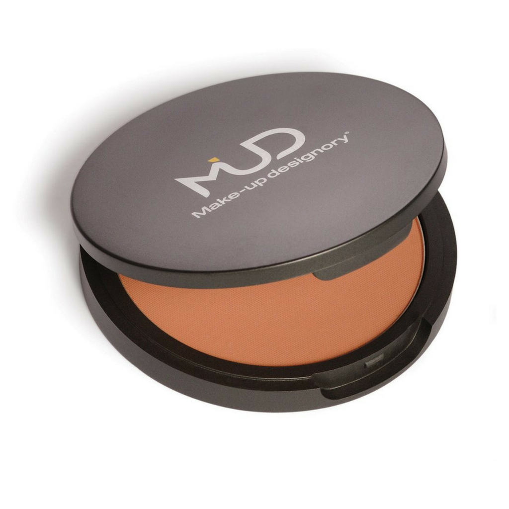 MUD Dual Finish Pressed Mineral Powder DFM2