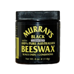 Murray's Black Beeswax