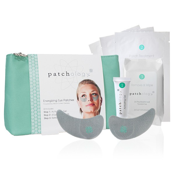 Patchology Energizing Eye Patches Kit
