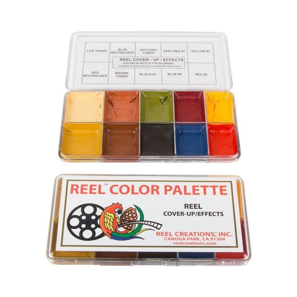 Reel Color Makeup Palettes Cover-Up/Effects