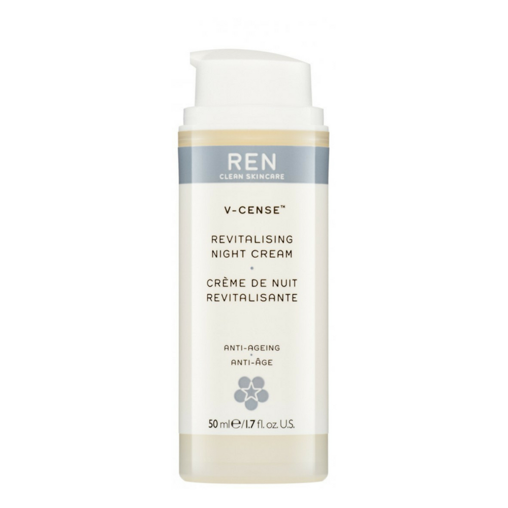 REN  V-Cense Revitalising Night Cream