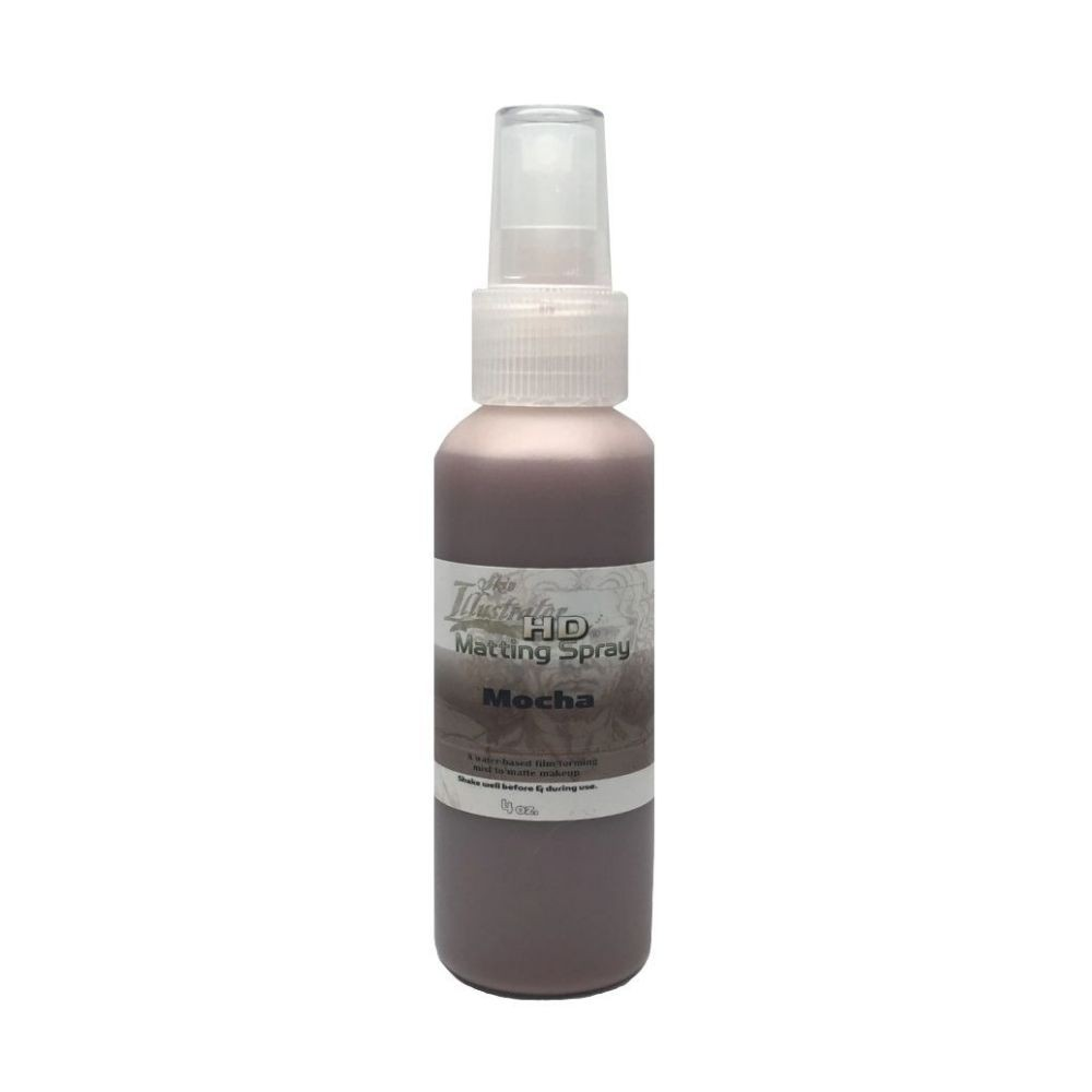 Skin Illustrator Hi Def Matting Spray Mocha