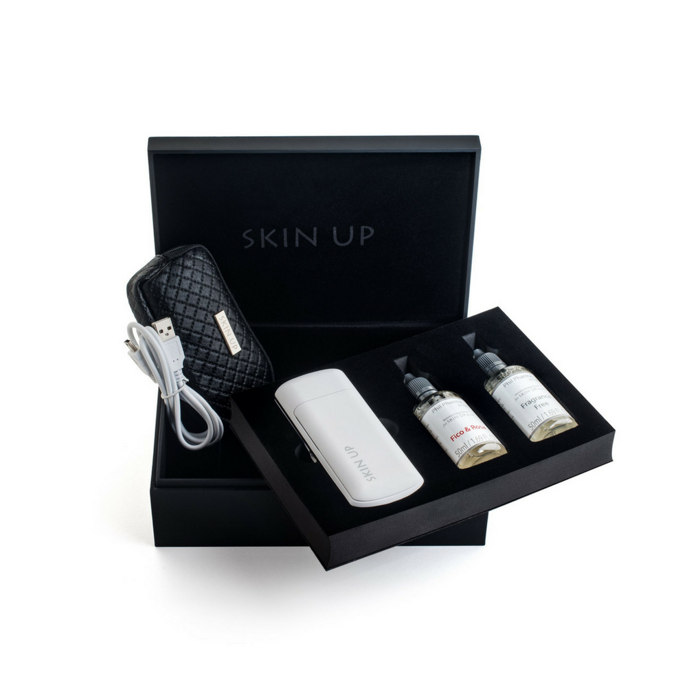 Skin Up with Hyaluronic Acid White
