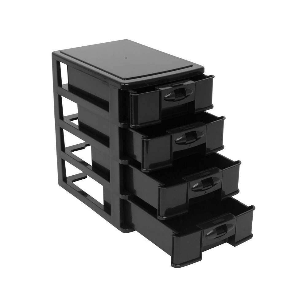 Stilazzi 4 Drawer Stack