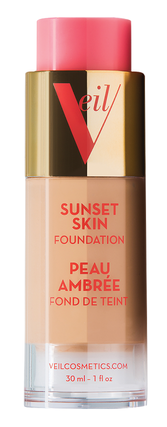 Veil Sunset Skin Foundation Medium