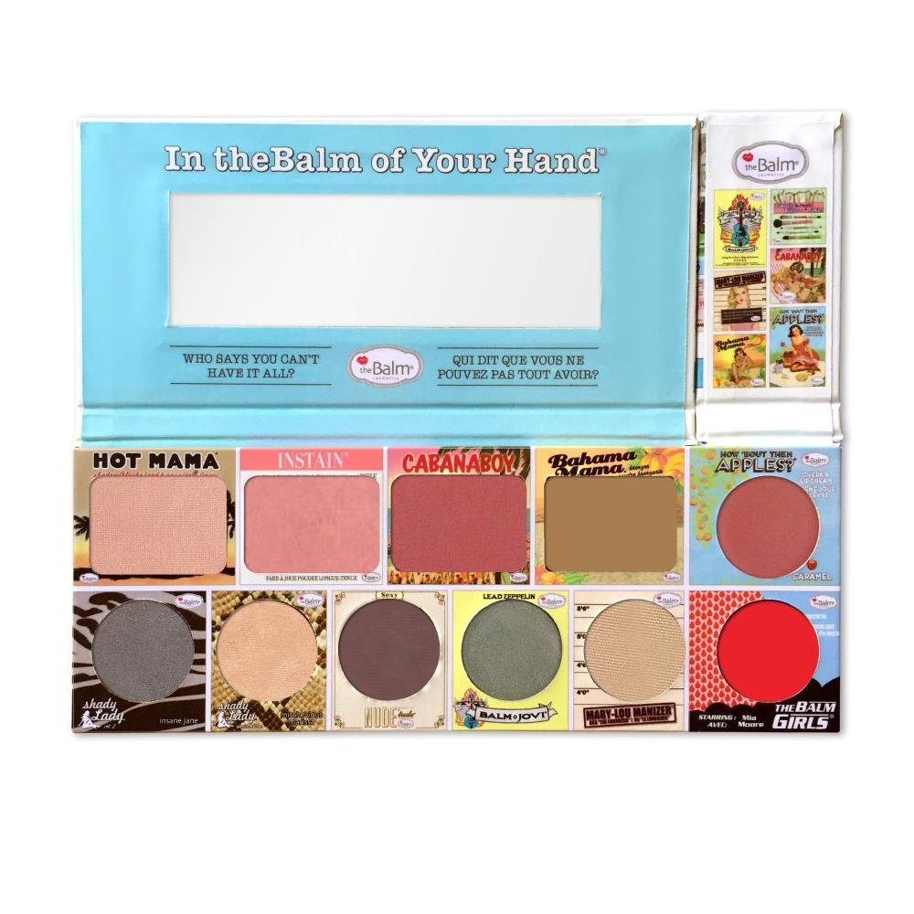 Bronzer - The Balm In theBalm of Your Hand