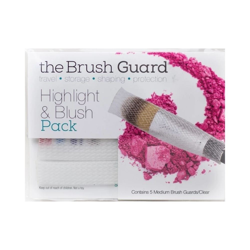 The Brush Guard Highlight & Blush Pack