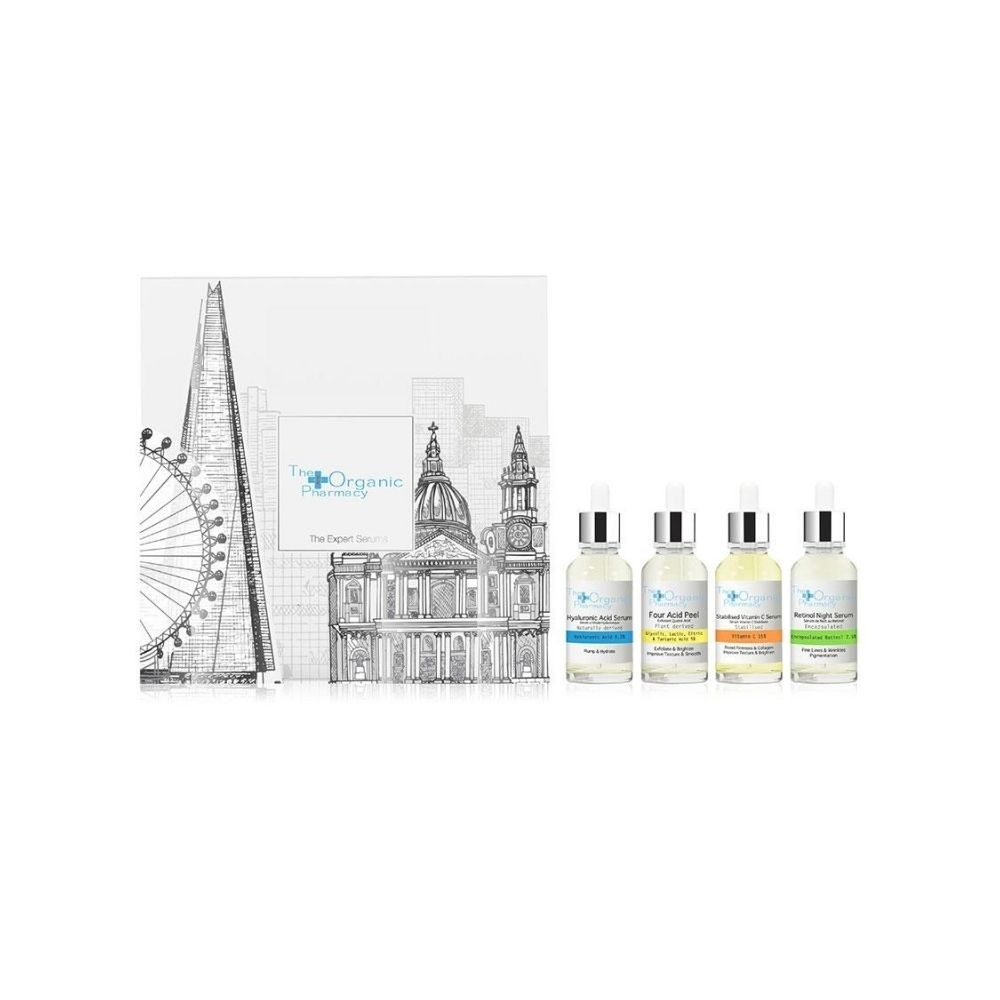 The Organic Pharmacy The Expert Serums