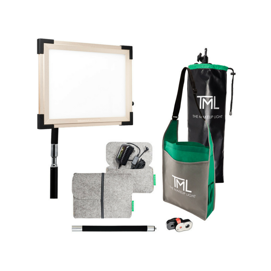 The Makeup Light Key Light 2.0 Starter Kit Gold