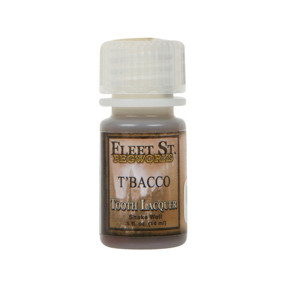 Fleet St. Pegworks Tooth Lacquer
