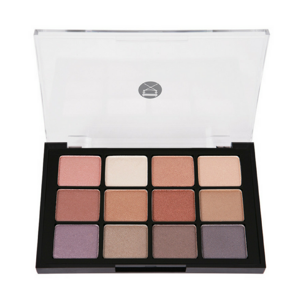 Viseart Eyeshadow Palettes 06 Paris Nudes
