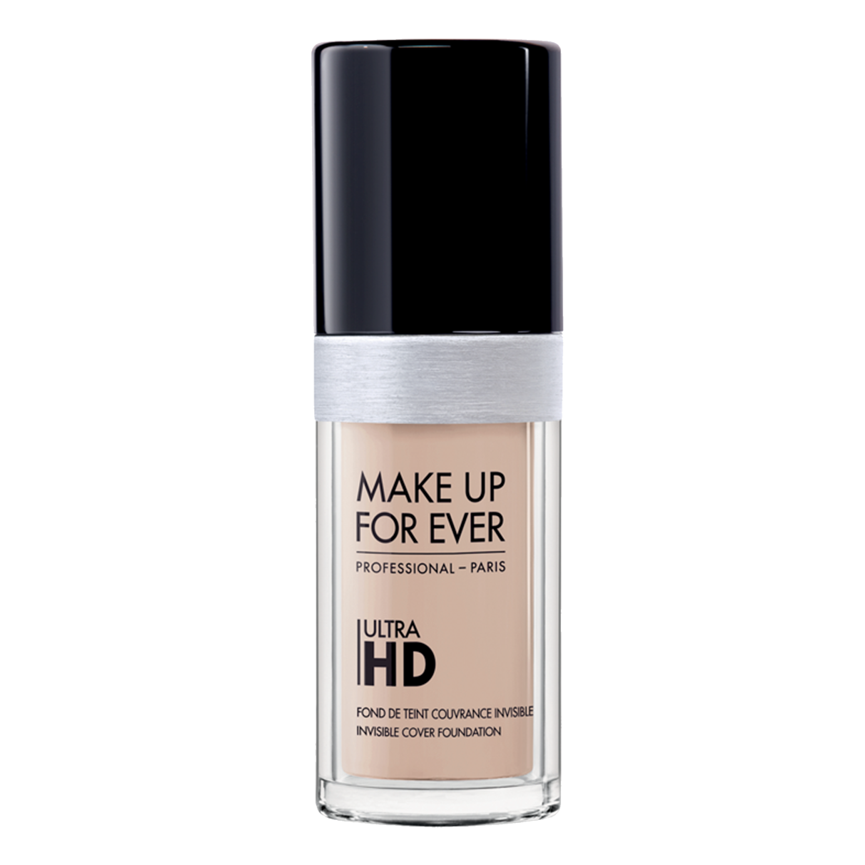 Make up for ever ultra hd foundation zeppelin