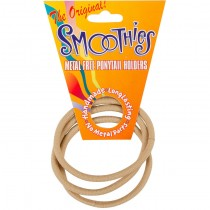 Smoothies Metal Free Ponytail Holder