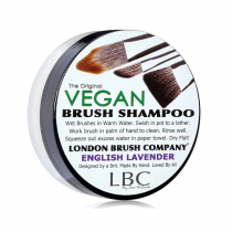 London Brush Shampoo Vegan English Lavender 1oz