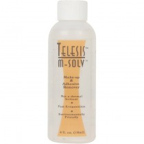 Telesis M-Solve Make-Up & Adhesive Remover