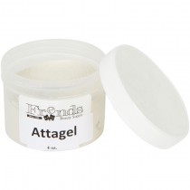 Attagel matting agent
