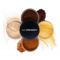 AJ Crimson Universal Finishing Powder