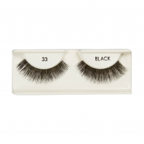 Andrea Eyelashes Strip 33 Black