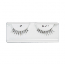 Andrea Eyelashes Strip 53 Black