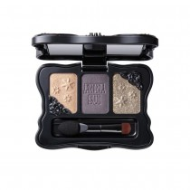Anna Sui Eye Color Trio Golden Mademoiselle 01