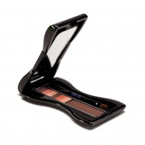 Anna Sui Eyebrow Color Compact 01 Red Brown Open
