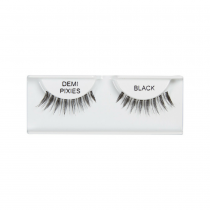 Ardell Eyelashes Invisiband Natural Demi Pixies Black