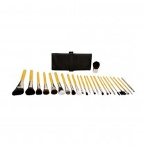 Bdellium Luxury 24pc Brush Set With Pouch Brushes Only