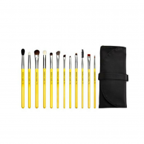 Bdellium Studio Eyes 12pc. Brush Set