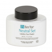 Ben Nye Colorless Face Powder Neutral Set