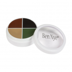 Ben Nye F/X Color Wheels CK-15 Camouflage