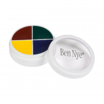 Ben Nye F/X Color Wheels CK-3 Cuts & Bruises