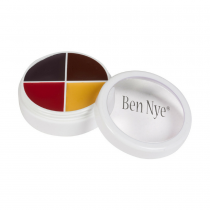 Ben Nye F/X Color Wheels CK-4 Bruise & Abrasions