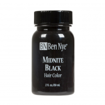 Ben Nye Liquid Hair Color Midnight Black 2