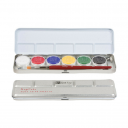 Ben Nye Makeup Palettes MagiCake Aqua Paint CFK-6