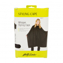 Betty Dain Whisper Styling Cape 199S Black