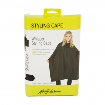 Betty Dain Whisper Styling Cape 199V Black