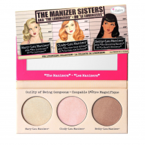 Bronzer - The Balm The Manizer Sisters