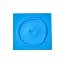 P.T.M. 9mm Bullet Hole Wound Mold