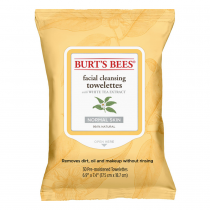 Burt's Bees Facial Cleansing Towelettes with White Tea Extract