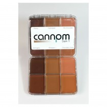 Cannom PM Dark 1 palette