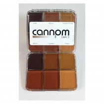 Cannom Essentials Palette Dark 3