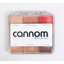 Cannom PM Essentials Palette