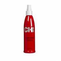 CHI 44 Iron Guard Thermal Protecting Spray with the power of ceramic provides superior heat protection from the inside out against styling and finishing damages from the hottest heat tools