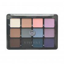 Viseart Eyeshadow Palette VPE11 Cool Mattes 2