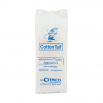 "Cotton Tail 6"" Absorbent Tip Applicators"